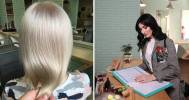 окрашивание волос в Салон красоты Beauty Studio FRIDA