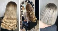 окрашивание волос в Салон красоты Endi
