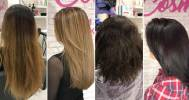 окрашивание волос в Студия красоты Cosmo Beauty Bar