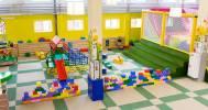 площадка в Детский развлекательный парк «Активити»