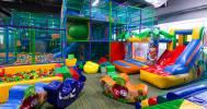 площадка в Детский развлекательный центр «Выше радуги» в ТРК «Южный Полюс»