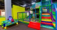 площадка в Парк развлечений «Выше радуги» в ТРК «Лондон Молл»