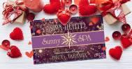 подарочный сертификат в спа в SPA-центр Sunny SPA