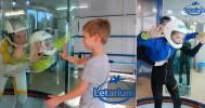 полет в аэротрубе «Летариум» в Аэродинамический комплекс «Летариум»