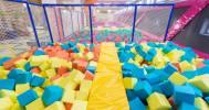 поролоновая яма в Детский развлекательный парк «Активити»