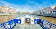 прогулка на теплоходе в Компания «Теплоход СПб»