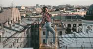 прогулка по крышам в Экскурсии по крышам Санкт-Петербурга