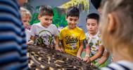 развлечения в Детский развлекательный центр «Выше радуги» в ТРК «Южный Полюс»