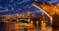 развод мостов на теплоходе в Судоходная компания «Астра Марин»