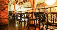 ресторан в Центр отдыха «Ингербургский»