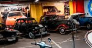 ретро авто в Выставка ретроавтомобилей Retro Car Show