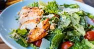 салат цезарь в Ресторан «Белый Аист»