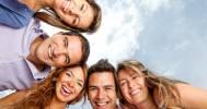 счастливая компания в Сеть туристических агентств TopTrips