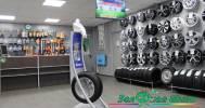 Сеть торгово-сервисных центров «Зеленая Шина»