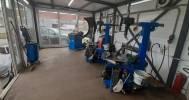 шиномонтаж в Сеть шиномонтажных мастерских «Колесо 2»