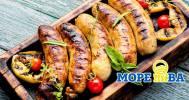 Скидка 30% на закуски и напитки в Бар «МОРЕ ПИВА»