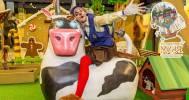 Скидка 50% на детские билеты в парк «Волшебная Миля» в Развлекательный парк «Волшебная миля»
