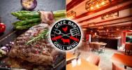 Скидка 50% на меню и напитки в Bar BQ в Бар Bar BQ