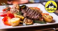 Скидка 50% на меню и напитки в Ресторан «БамБарБия»