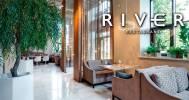 Скидка 50% в премиум-ресторане авторской кухни River в Ресторанная группа TAO GROUP