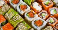 Скидка 55% от доставки суши «Сяки Маки» в Доставка суши и роллов «Сяки Маки»
