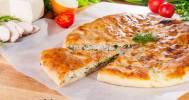 Скидки до 60% на осетинские пироги и пиццу в Служба доставки «Пироги Табу»