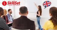 Скидки до 64% на изучение английского в SkillSet в Школа английского языка SkillSet