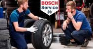 Скидки до 70% на услуги автосервиса Bosch в Автосервис Bosch