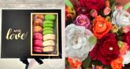 Скидки до 74% на розы + упаковка в подарок в Салон цветов «Пушкинская 20»
