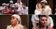 спектакль «Любовь и голуби» в «Оптимистический театр» в «Центре Высоцкого» на Таганке