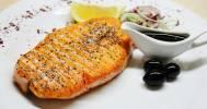 стейк из семги в Ресторан «Хочу Шашлык» (ул. Пестеля, д. 6)