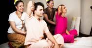 тайский массаж для двоих в ROYAL THAI на Варшавской