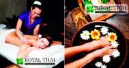 тайский массаж в ROYAL THAI на Коломяжском