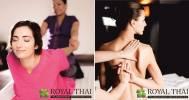 тайский массаж в ROYAL THAI на Выборгском