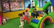 центр JUNGLEAND в Детский развлекательный центр JUNGLEAND