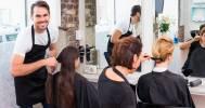укладка волос в Студия красоты CHANTAL