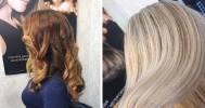 укладка волос в Центр красоты «Инфинити»