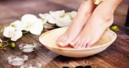 ванночка для ног в Центр ногтевого сервиса
