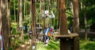 веревочный парк в SPA-отель «Гелиос»