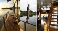 загородный отдых в Доме для отпуска «HouseBoat Kovcheg»