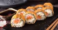 запеченные роллы в Доставка суши и роллов «Сяки Маки»