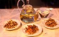 чай в Клуб «Книги и Дым»