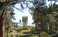 Норвежский парк «Окуневая»