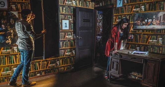 -50% на квест «Код да Винчи: тайна Святого Грааля» в Компания «Truexit на Академической»