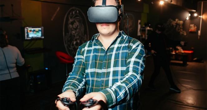 Dimatrix VR в Клуб виртуальной реальности Dimatrix VR