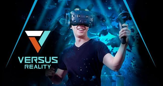 До 100% от клуба виртуальной реальности в Клуб виртуальной реальности Versus Reality