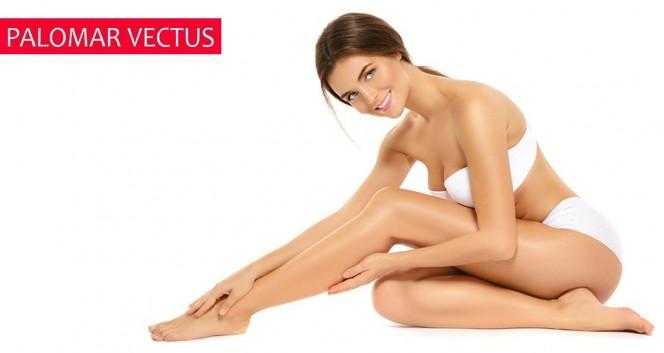 Palomar Vectus — удаление волос навсегда! в Клиника эстетической медицины «ЛинКлиник»