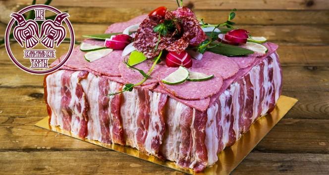 Скидка 35% на мясные скандинавские торты в Компания «Скандинавские торты»
