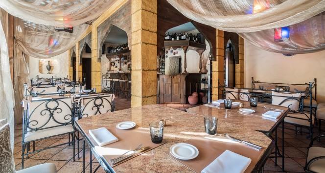 Скидка 40% на все в ресторане «Барбария» в Ресторан «Барбария»