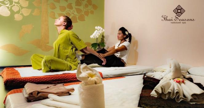 Скидка 40% от салона массажа и SPA Thai Seasons в Салон массажа и SPA Thai Seasons